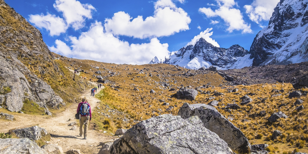 Salkantay Trek to Machu Picchu short Route